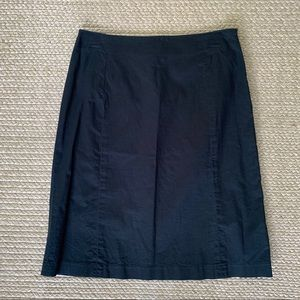 NWOT Old Navy Black A-Line Skirt